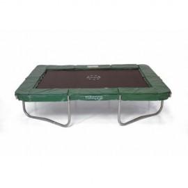Premium - Firkantet trampolin (Etan)