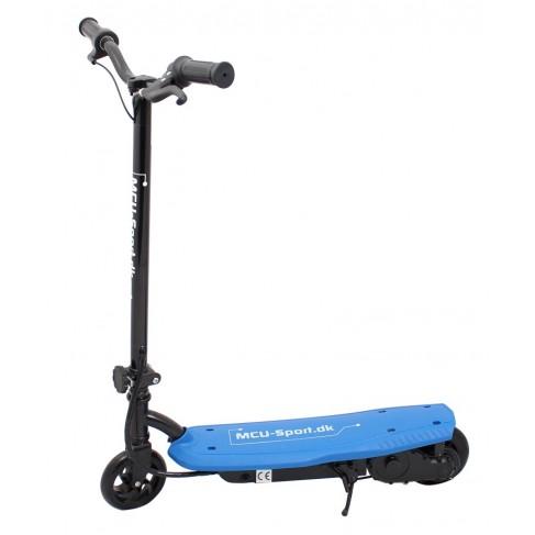 EL-Løbehjul - Blå 120W 24V - MCU-Sport