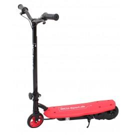 EL-Løbehjul - rød 120W 24V - MCU-Sport