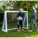 Homegoal Pro Mini Hvid fodboldmål 150 x 120 cm