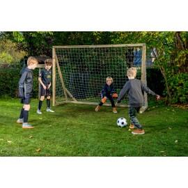 Fodboldmål Classic XL 300 x 200 cm - Natur
