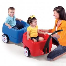 Choo Choo Wagon - Step2 - Trækvogn i plast