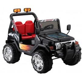 Adventure Jeep 12V El-bil til børn