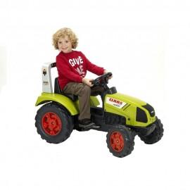 Claas Arion 430 Traktor m/anhænger