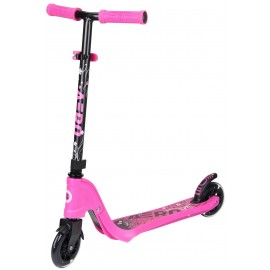 AERO Foldbart Løbehjul - Pink