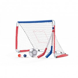 Step2 Kickback fodbold- og hockey mål