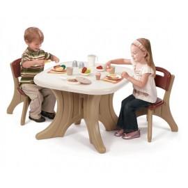 Step2 New Traditions bord- og stolesæt