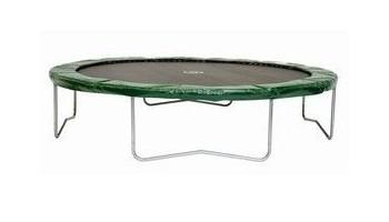 Rund trampolin