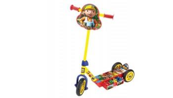 Trehjulet løbehjul